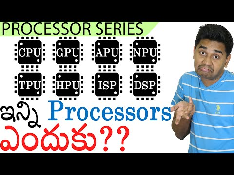 Why Do We Have These Many Processors?? – HETEROGENEOUS COMPUTING   #TCT_Processor_Series 54