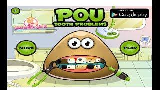 Video Dibujos Animados Para Niños - Juego Pou En El Dentista download MP3, 3GP, MP4, WEBM, AVI, FLV Oktober 2017