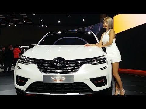 2020 Renault Arkana, Melhor Que 2019 Renault Arkana! Primeiro Mundo Apresentado No Seoul Motor Show