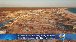 One Week Later: Armed Looters Targeting Powerless Victims Of Hurricane Michael