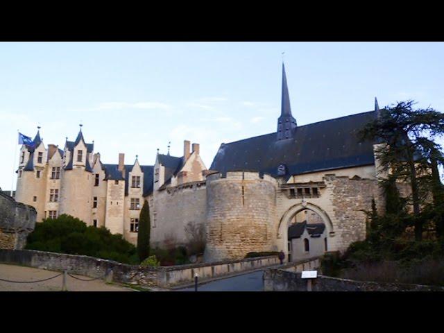 Meteoalacartelemag anjou : un chateau du xieme siecle en heritage