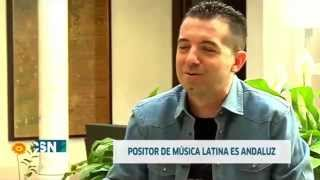José Abraham en las noticias de RTVA