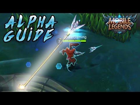 Mobile Legends Ultimate Alpha Guide (Skills, Build, Tips and Tricks)