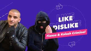 93 Empire - Like & Dislike avec Fianso & Kalash Criminel
