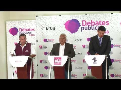 Debates Públicos 2018