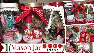 Diy Mason Jar Gift Ideas - Affordable And Easy!