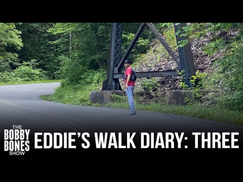Eddie's Walk From West Virginia To Tennessee Diary: Day 3