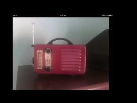 Vintage Radio Database
