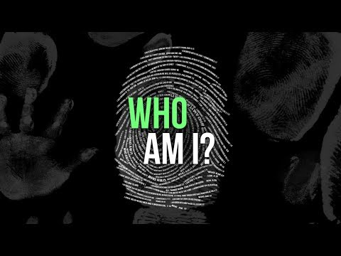 Who am I   Part 1