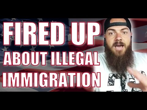 Heavy D has a lot to say about immigration