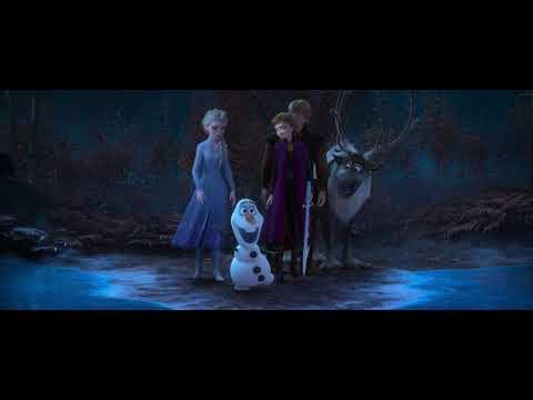 Холодное сердце 2 - Казахский трейлер (дублированный) 1080p