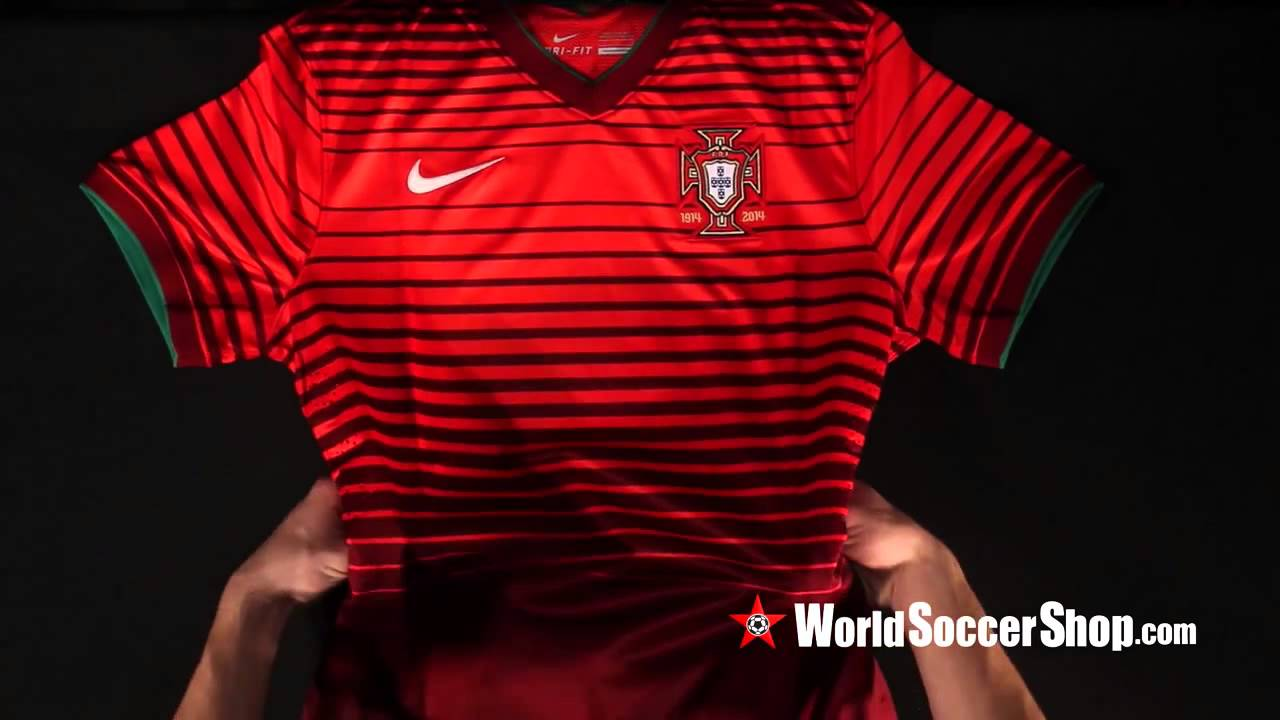 Authentic Home Soccer Jersey