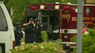 4 wounded in Wisconsin workplace shooting