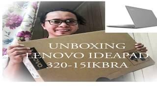 "Unboxing & Setting Up LENOVO IDEAPAD 320-15IKBRA, 15.6"" , Intel Core i5-8250U, 8th GEN"