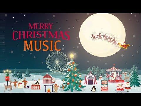Happy Christmas Music - Relaxing Jazz Music - Merry Christmas Music
