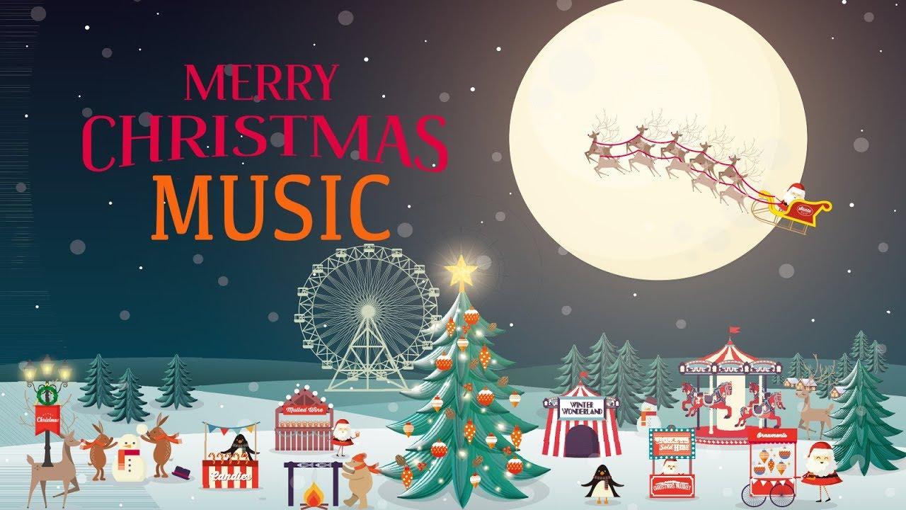 Happy Christmas Music - Relaxing Jazz