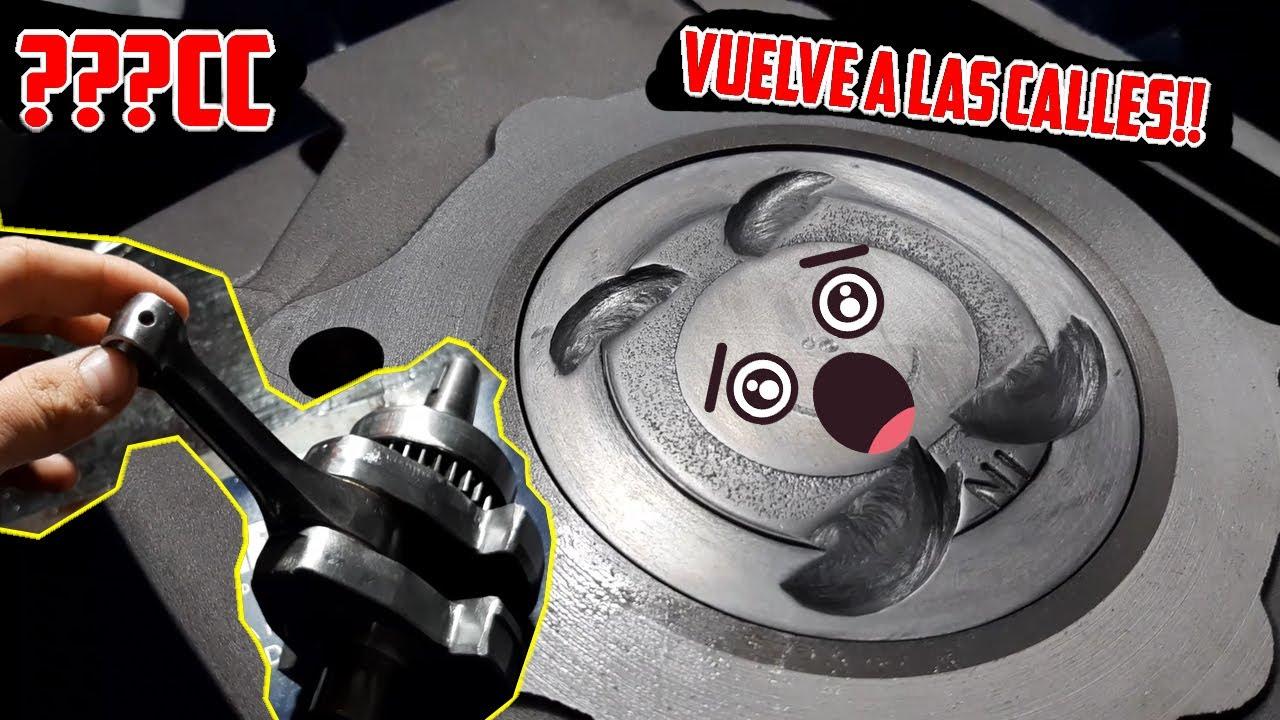 ARMANDO EL MOTOR DEL TWISTER PARA LAS CALLES!!| 290CC 404CC?? | PERREMOTOVLOG