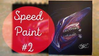 [Speed Paint #2 ] Requin Lutin