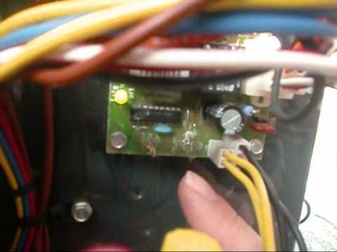 Heat Pump Defrost Board Diagnostic Procedures Forced