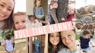 WHAT IT'S LIKE BEING A NANNY \\ Day In The Life