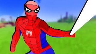 TABS - Amazing Spiderman Joins the Avengers in Totally Accurate Battle Simulator!