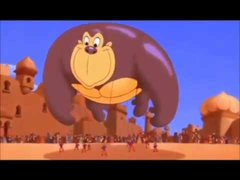 Aladdin - Canzone 4 - principe alì