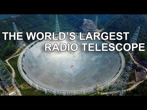 Building The World's Largest Radio Telescope | Impossible Engineering