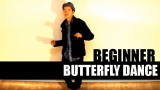 How to Dance In the Club - For Men | Beginner Butterfly Groove