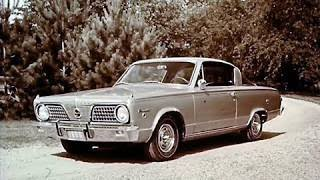 1966 Plymouth Valiant & Barracuda Dealer Promo Film