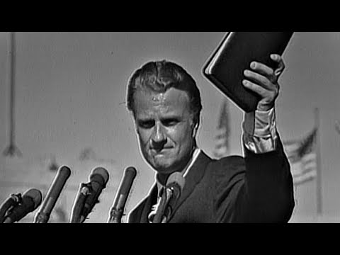Billy Graham to lie in honor in U.S. Capitol Rotunda