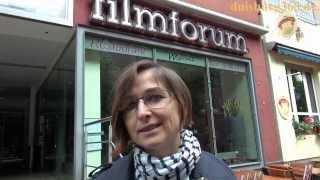 Gudrun Sommer zum doxs Kinder und Jugend Dokumentarfilm Festival 2013 in Duisburg