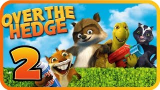 Over The Hedge Walkthrough Part 2 (PS2, GCN, XBOX, PC) Mission 3 & 4  [100% Objectives]