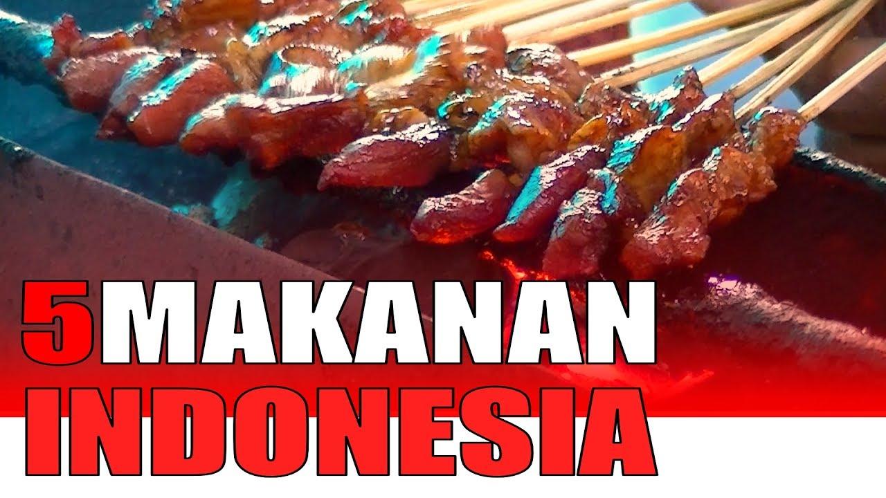 Makanan indonesia yang bagus untuk fitness youtube
