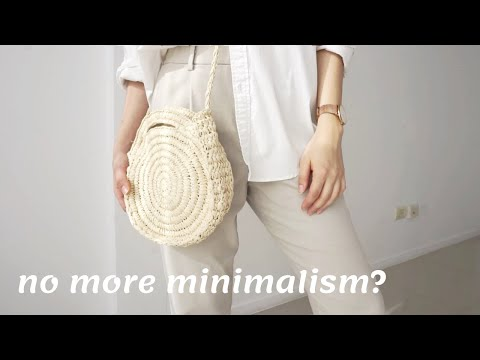 Minimalism Vs Simple Life // Redirecting My Goals & Personal Growth / Simple Victoria