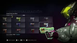 Halo 5 Guardians | WARZONE: ¡Abriendo 11 packs de suministros! | La perdición del profeta