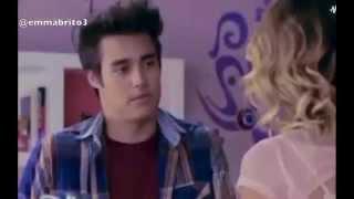 Violetta 3 - León y Violetta hablan de su casi beso (03x64)