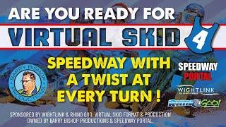 Virtual Skid 4 : 'Warriors' vs 'Plymouth' : 18/06/2020