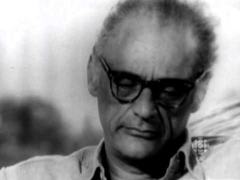 RetroBites: Arthur Miller: Writing (1971)   CBC
