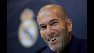 Zinedine Zidane steps down as Real Madrid head coach – as it happened