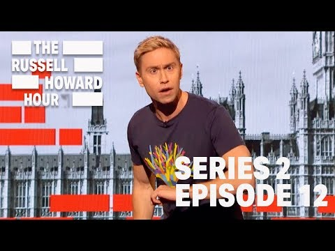 The Russell Howard Hour - Series 2 Episode 12