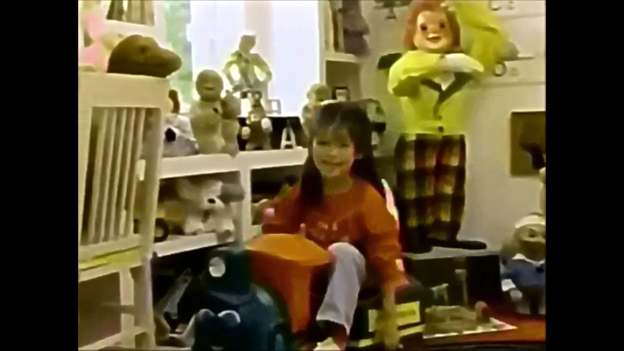 Toys R Us I Wanna Be A Toys R Us Kid 1980 Tv Commercial Hd Youtube
