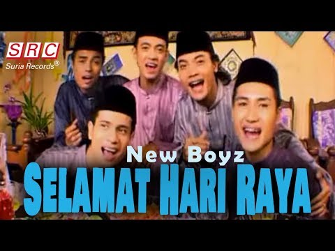 New Boyz - Selamat Hari Raya (Official Music Video - HD)