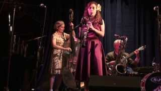 "Chloe Feoranzo with Friends, ""An Old Fashioned Love Song"", Nov 23, 2012, San Diego Jazz Festival"