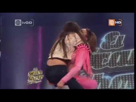 El Gran Show - Melissa Loza lloró por sorpresa de su hija Flavia - Sábado 20-06-2015