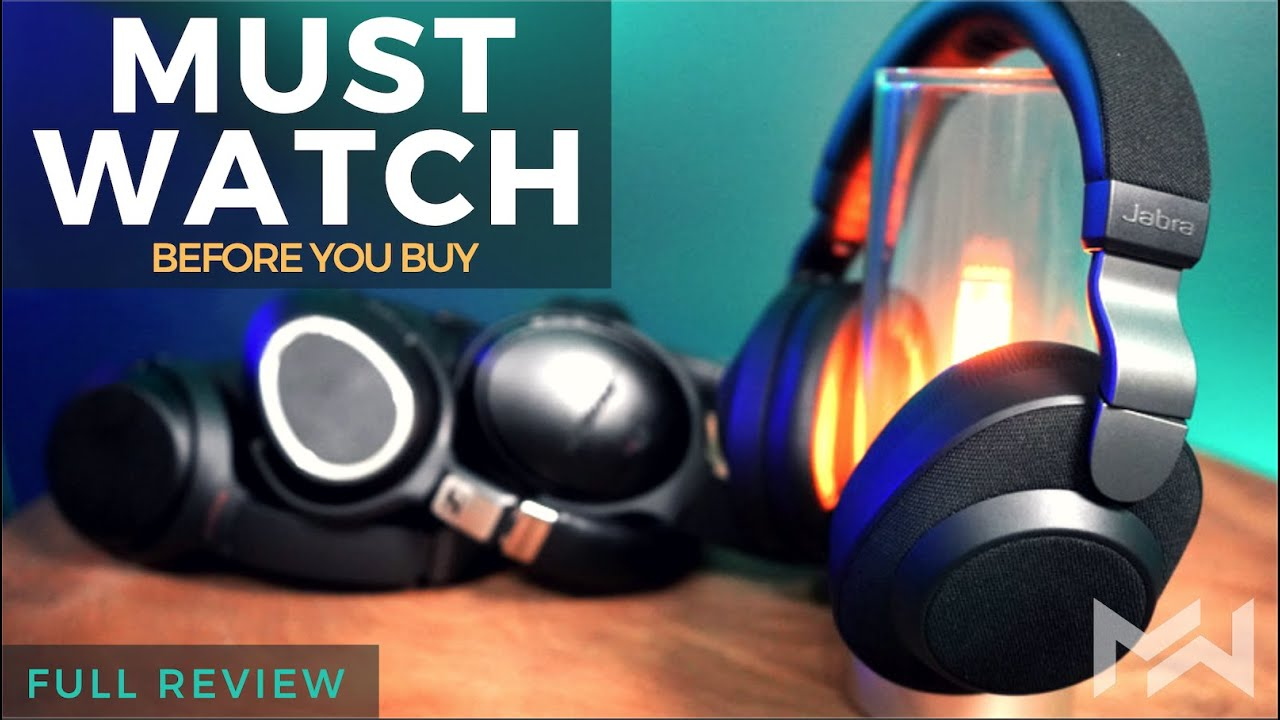 84e93719ed2 TOP 3 Reasons to NOT BUY Jabra Elite 85h Noise Cancelling Wireless  Headphones - Comprehensive Review