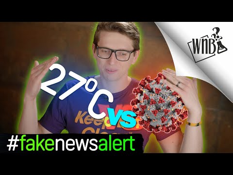 Letnia woda vs koronawirus #FakeNewsAlert