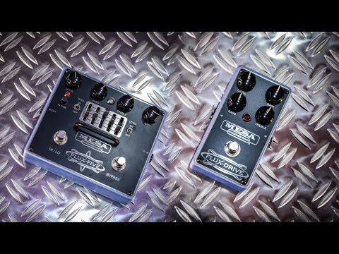 Mesa Boogie Flux Drive & Flux Five (Overdrive) - IN DEPTH REview