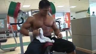 Bodybuilder Yang Yeon Seok - Chest Workout