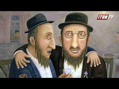 Лучший анекдот о том, как выжили евреи
