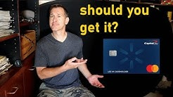 Walmart Credit Card Review 2020